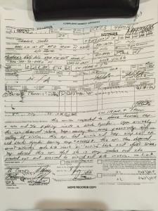 Sasha Tirador Arrest PG1